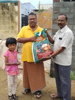 Food Materials Distribution