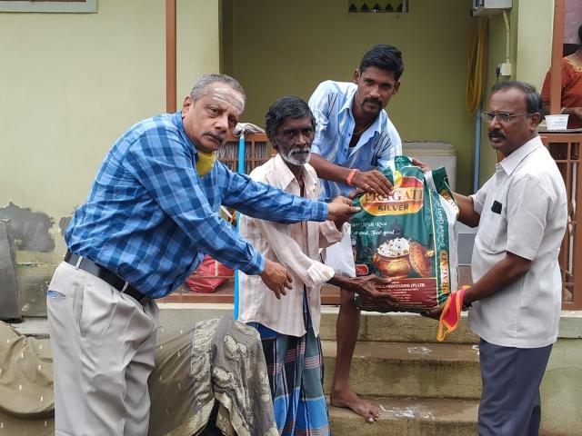Food Materials Distribution-1